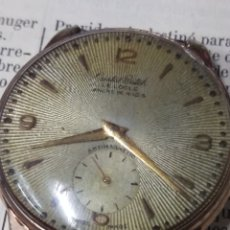 Vintage: RELOJ CRITAL WATCH ORIGINAL A CUERDA SWISS MADE VER FOTOS - FUNCIONANDO. Lote 183833166