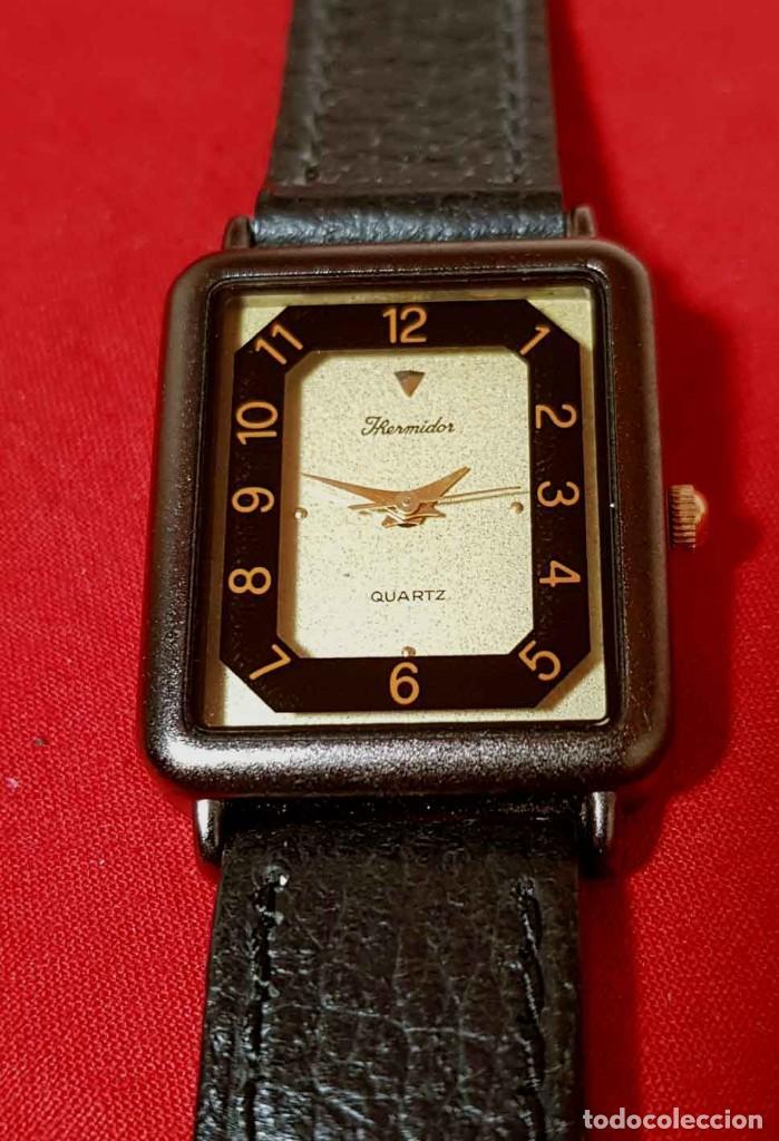 Vintage: RELOJ THERMIDOR, VINTAGE, NOS (new old stock) - Foto 6 - 183835477
