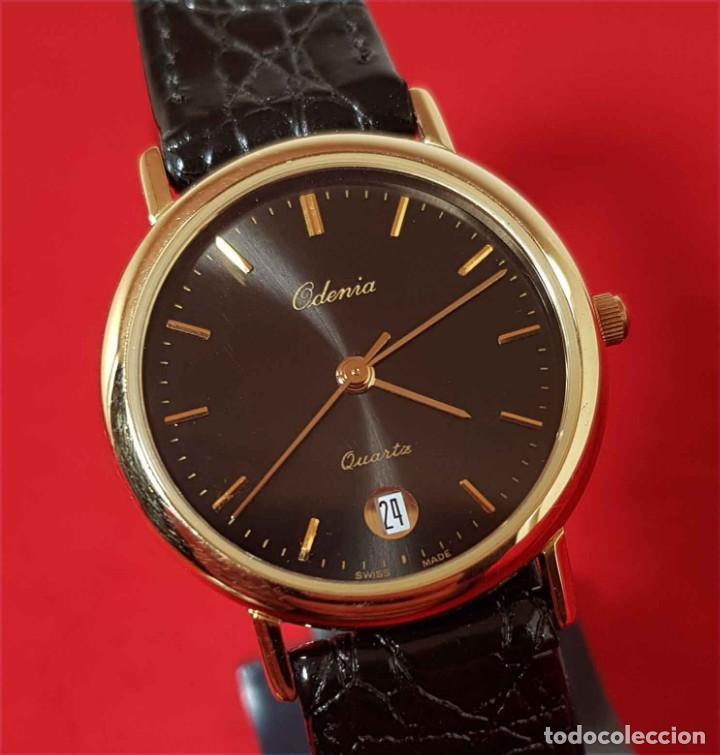 RELOJ ODENIA, VINTAGE, NOS (NEW OLD STOCK) (Relojes - Relojes Vintage )
