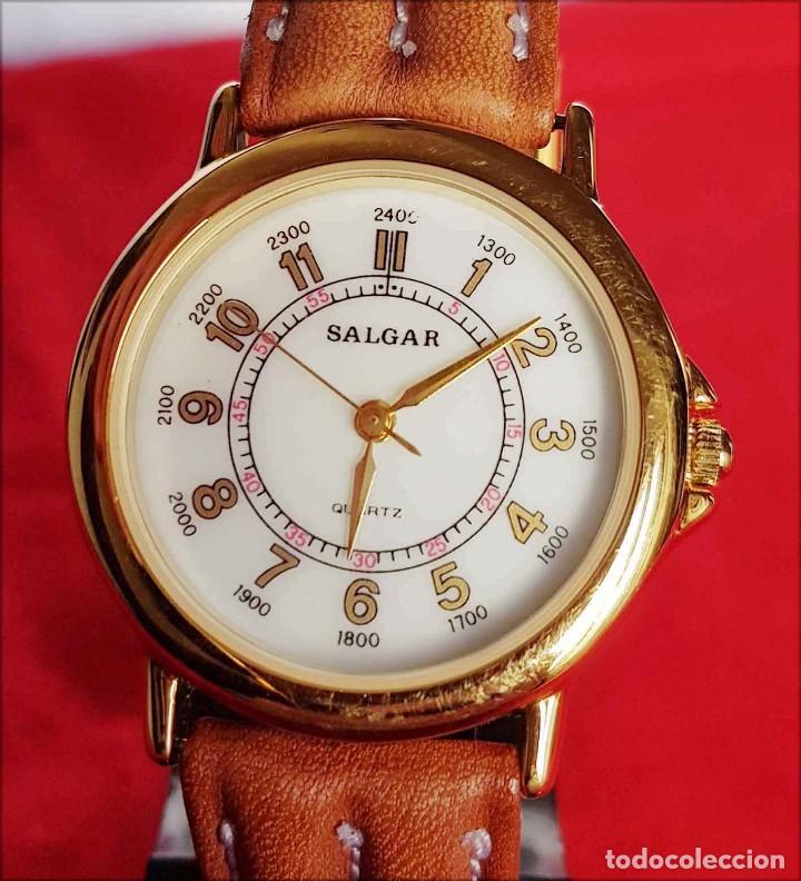 Vintage: RELOJ SALGAR, VINTAGE, NOS (new old stock) - Foto 2 - 184377620