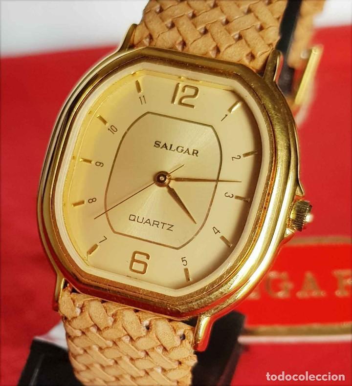 RELOJ SALGAR, VINTAGE, NOS (NEW OLD STOCK) (Relojes - Relojes Vintage )