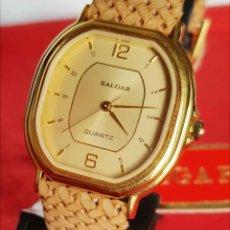 Vintage: RELOJ SALGAR, VINTAGE, NOS (NEW OLD STOCK). Lote 184378107