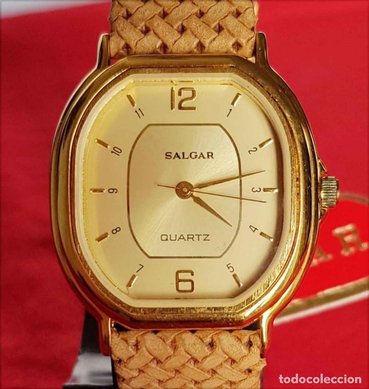 Vintage: RELOJ SALGAR, VINTAGE, NOS (new old stock) - Foto 2 - 184378107