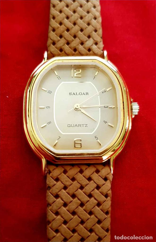Vintage: RELOJ SALGAR, VINTAGE, NOS (new old stock) - Foto 6 - 184378107