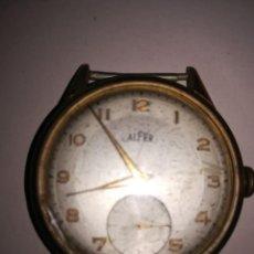 Vintage: RELOJ VINTAGE ALFER SIN CORREA. Lote 184767188