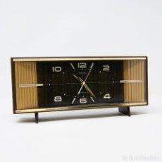 Vintage: RELOJ DESPERTADOR VINTAGE JAPONÉS RHYTHM - VINTAGE ALARM CLOCK. Lote 184984081