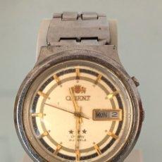 Vintage: RELOJ ORIENT AUTOMÁTICO VINTAGE. Lote 185049783