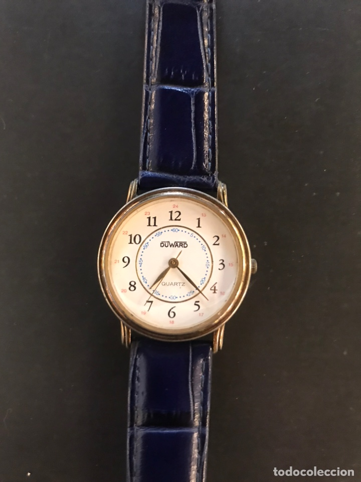 RELOJ DUWARD QUARTZ. FUNCIONA PERFECTAMENTE (Relojes - Relojes Vintage )