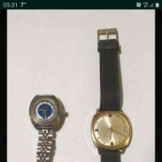 Vintage: RELOJES ANTIGUOS. Lote 186033625