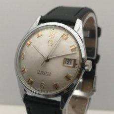 Vintage: RELOJ CUERDA LANCO - 2511 - (LANGENDORF 1004N) - 17 JOYAS - 34 MM - SWISS MADE. Lote 183441470