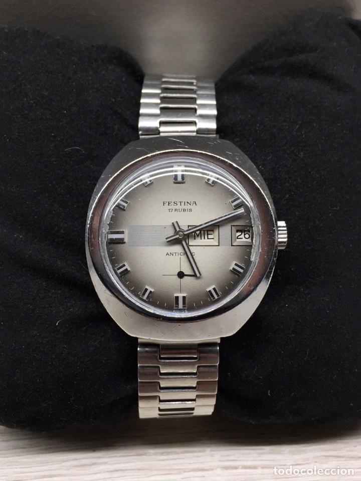 Vintage: Reloj Festina Vintage Caballero - Foto 2 - 146032964