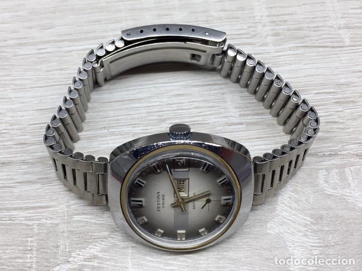 Vintage: Reloj Festina Vintage Caballero - Foto 3 - 146032964