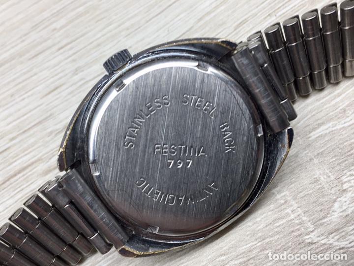 Vintage: Reloj Festina Vintage Caballero - Foto 5 - 146032964