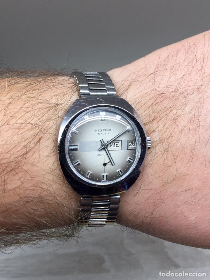 Vintage: Reloj Festina Vintage Caballero - Foto 6 - 146032964