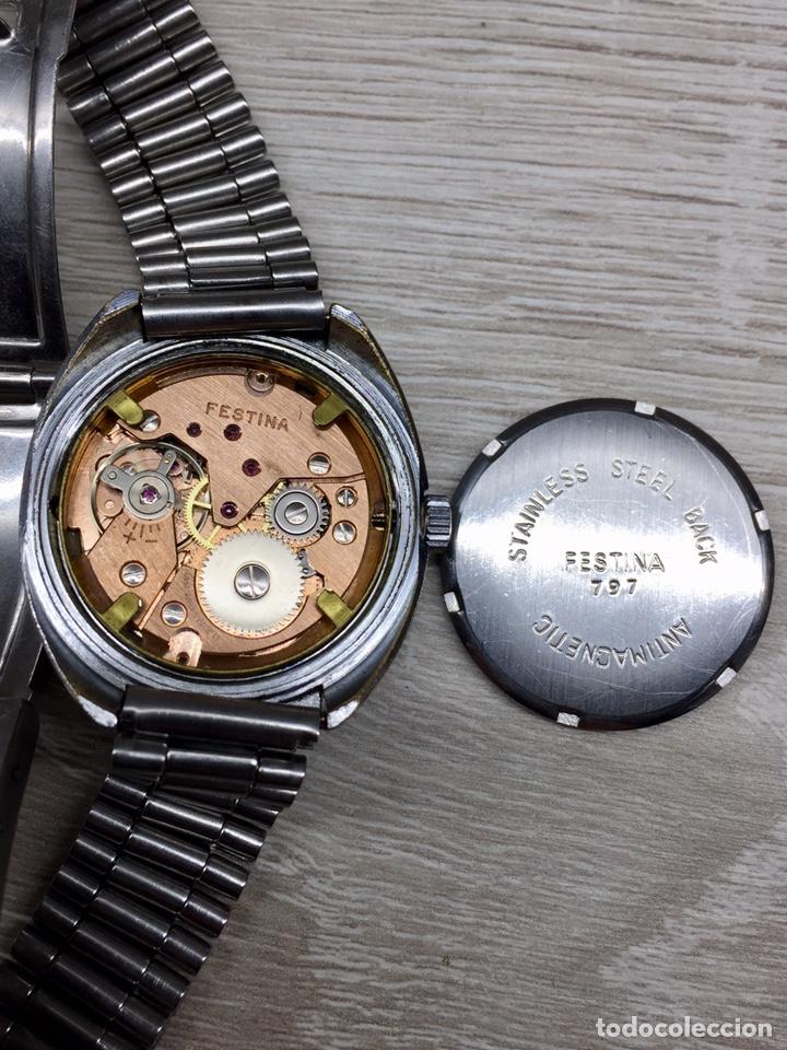 Vintage: Reloj Festina Vintage Caballero - Foto 10 - 146032964