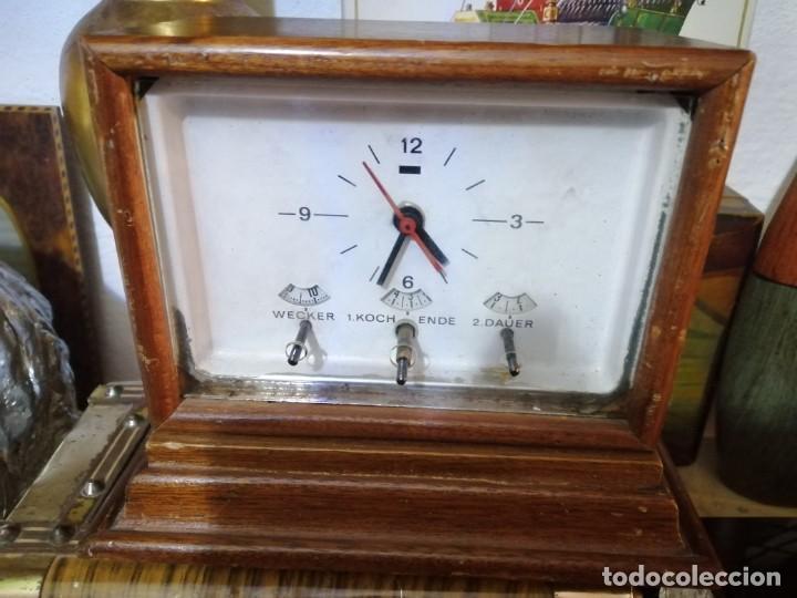 EXTRAÑO RELOJ NO SE SU USO FECHADO 1968 (Relojes - Relojes Vintage )