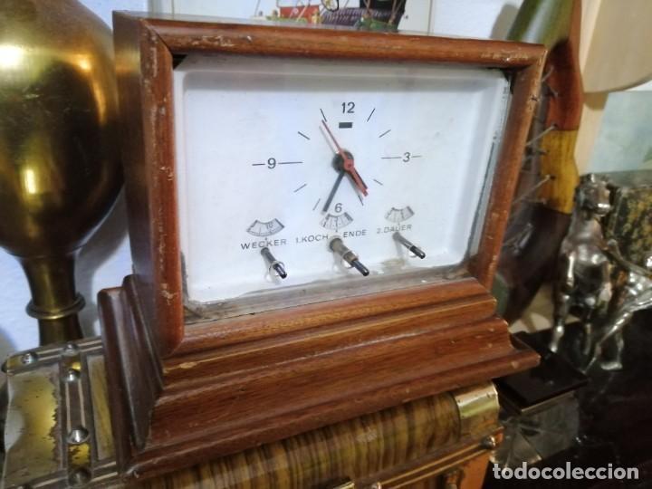 Vintage: extraño reloj no se su uso fechado 1968 - Foto 8 - 189614695