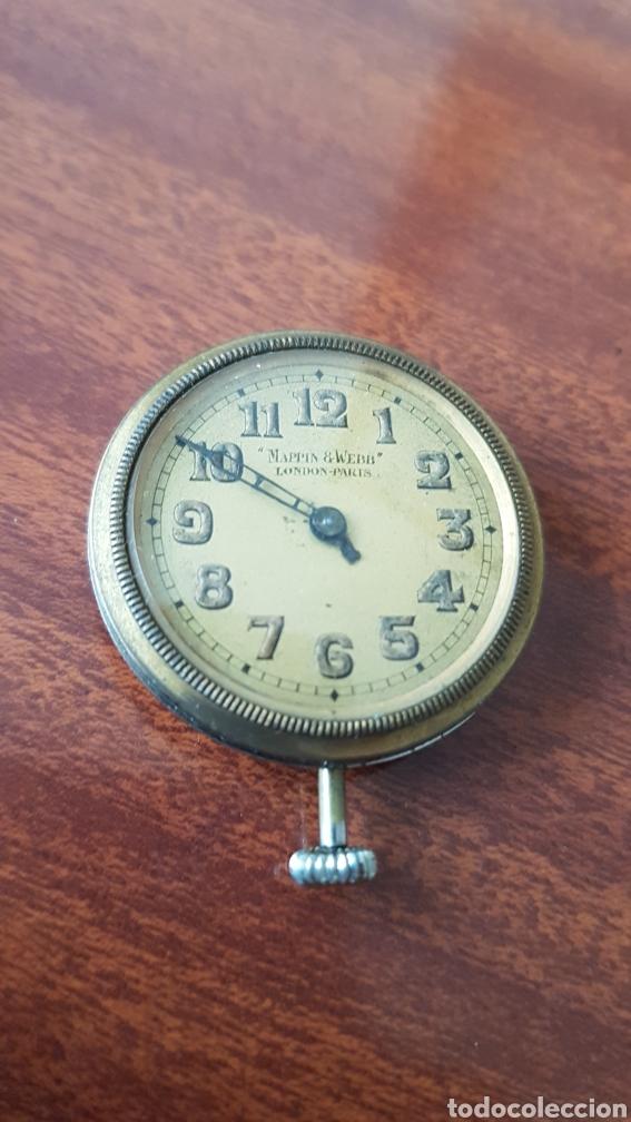 RARO RELOJ MAPPIN & WEBB LONDON (Relojes - Relojes Vintage )