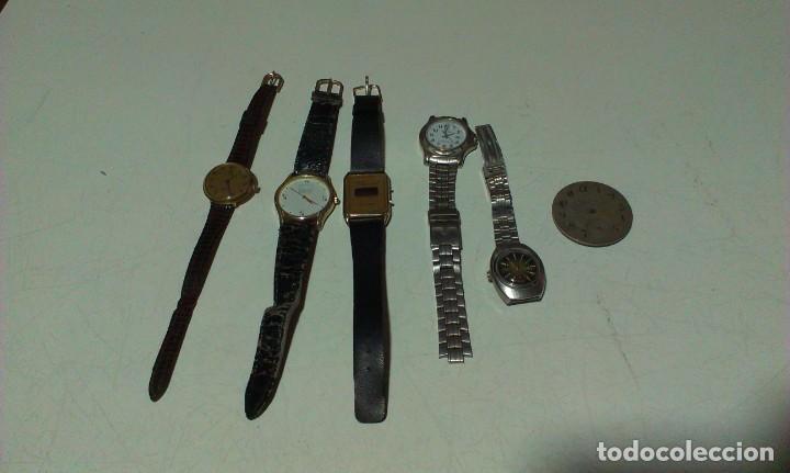 LOTE DE TRABAJO DE RELOJES - POR PROBAR (Relojes - Relojes Vintage )