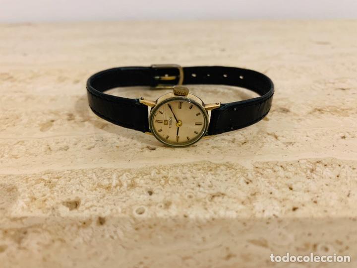 Vintage: Antiguo reloj de señora Tissot - Foto 2 - 189713495