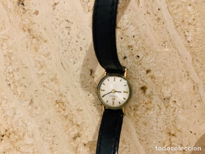 ANTIGUO RELOJ DE SEÑORA TISSOT (Relojes - Relojes Vintage )