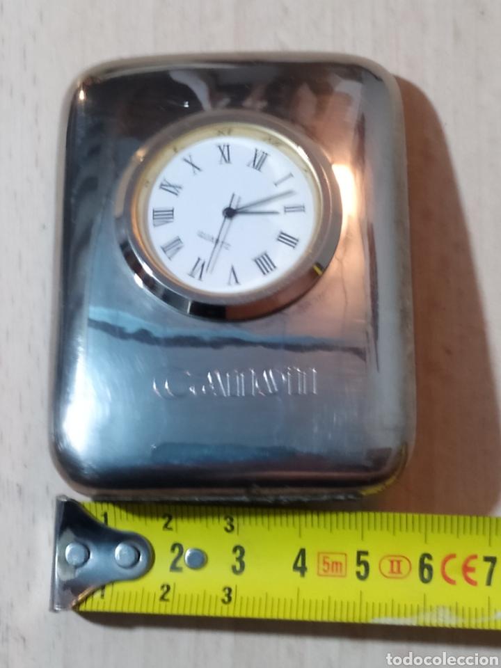 Vintage: Reloj sobremesa pisapapeles publicidad Canon - años 90 - Foto 12 - 190318488