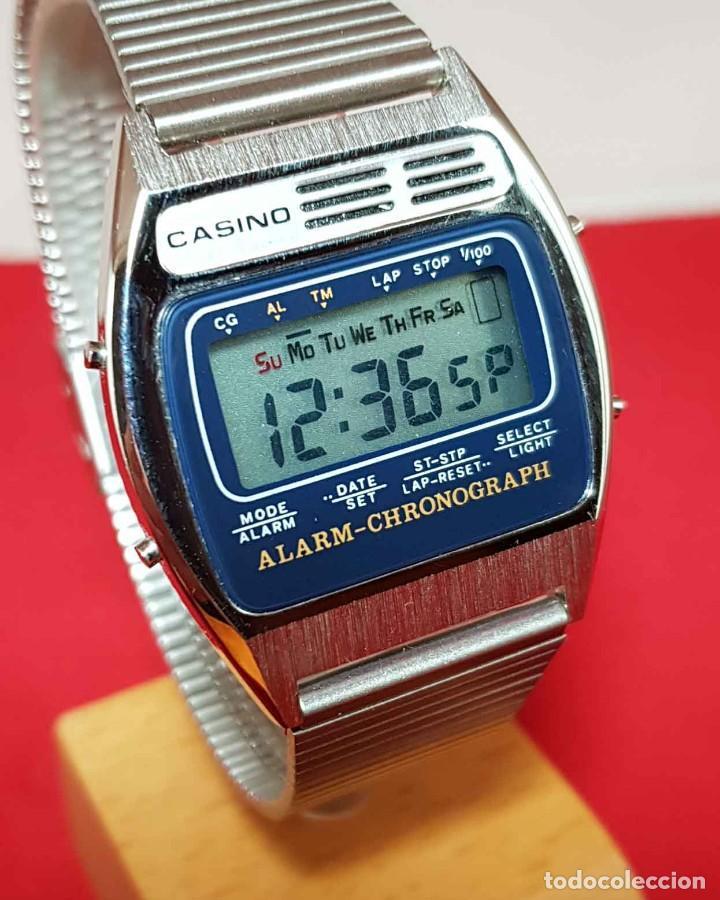RELOJ CASINO DIGITAL, VINTAGE, NOS (NEW OLD STOCK) (Relojes - Relojes Vintage )