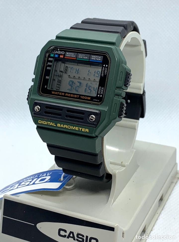 Vintage: Reloj Casio Barometer BM-100WJ japan vintage Nos - Foto 3 - 190565637