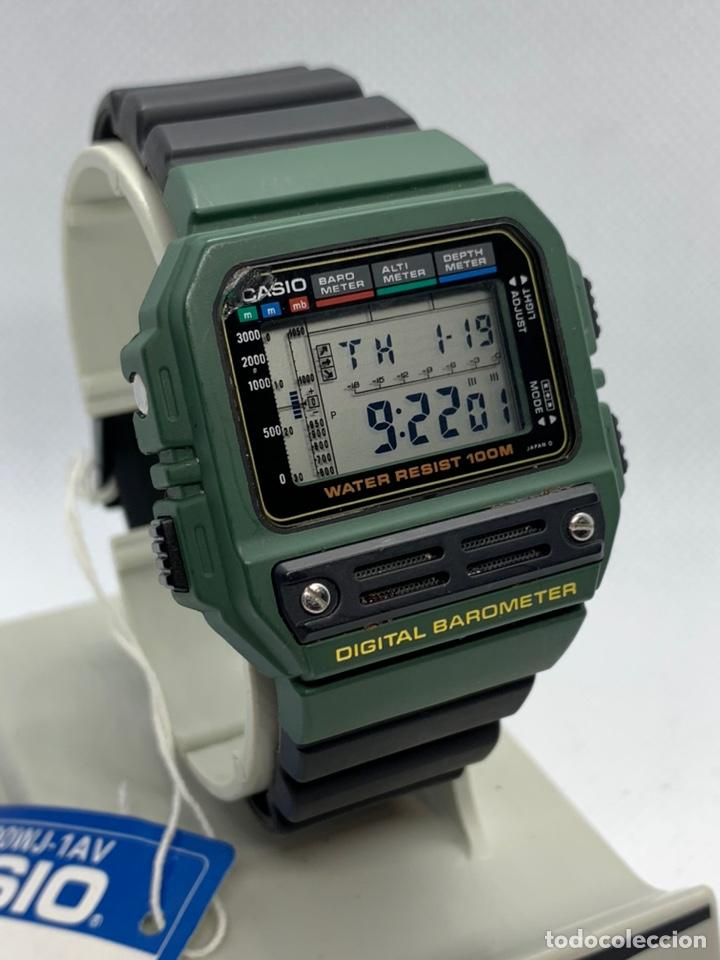 Vintage: Reloj Casio Barometer BM-100WJ japan vintage Nos - Foto 4 - 190565637