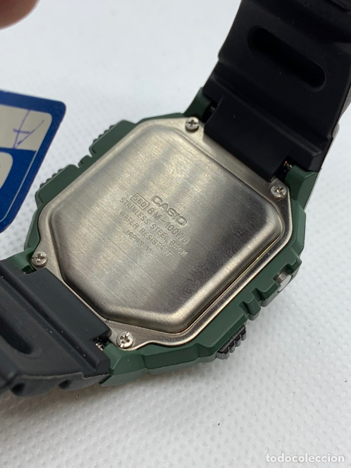 Vintage: Reloj Casio Barometer BM-100WJ japan vintage Nos - Foto 7 - 190565637