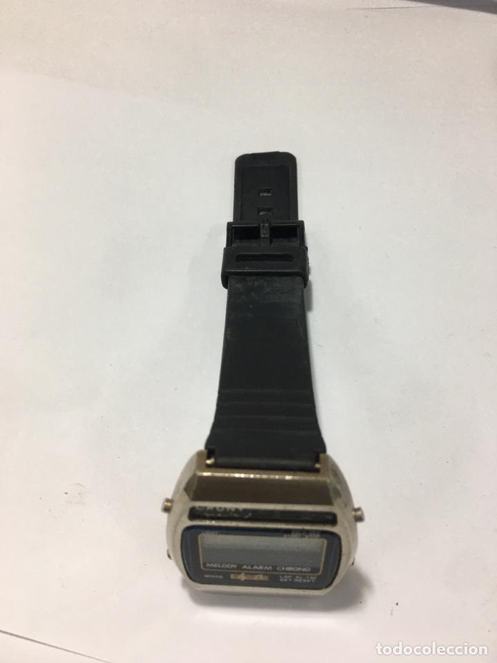 Vintage: Reloj Cauny Melody digital antiguo para coleccionistas - Foto 4 - 221634773