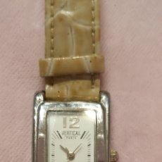 Vintage: RELOJ VERTICAL PARIS DIRECTO DEL MERCADILLO SIN PROBAR. Lote 191419653