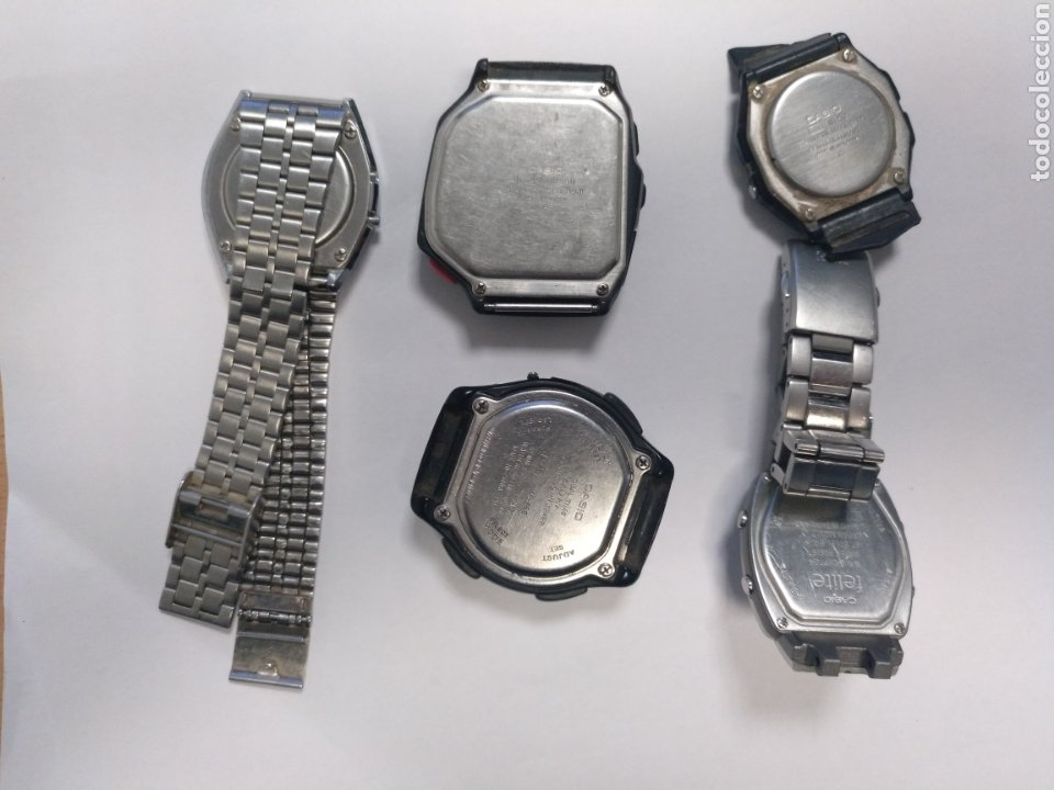 Vintage: Lote relojes Casio - Foto 2 - 191483475