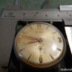 Vintage: RELOJ PLINIO. Lote 193077493