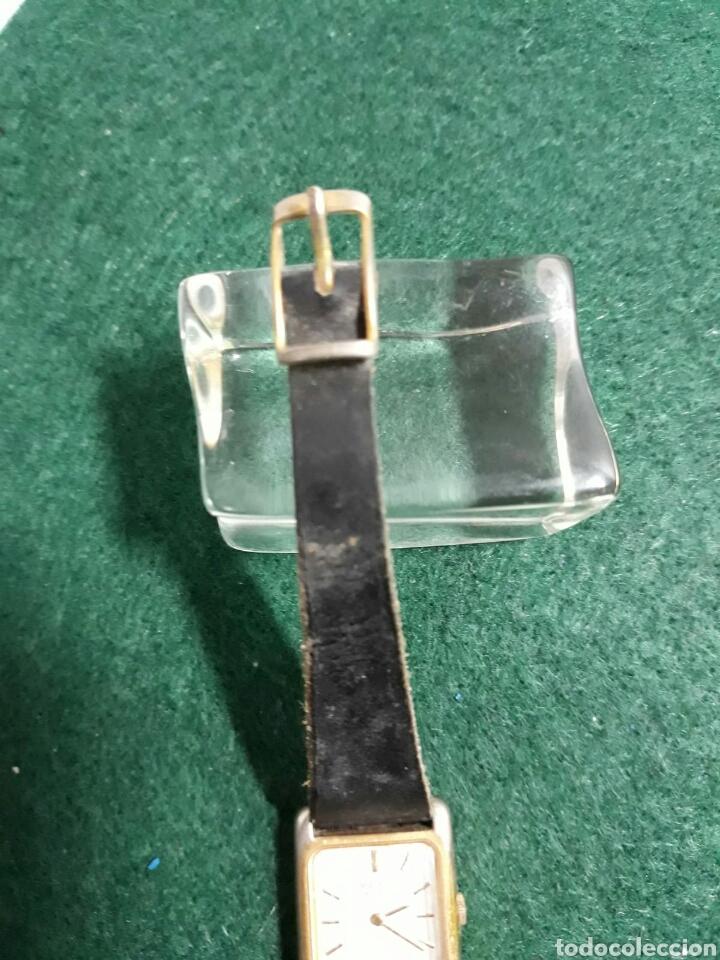 Vintage: Reloj de mujer seiko correa de piel - Foto 7 - 193885530