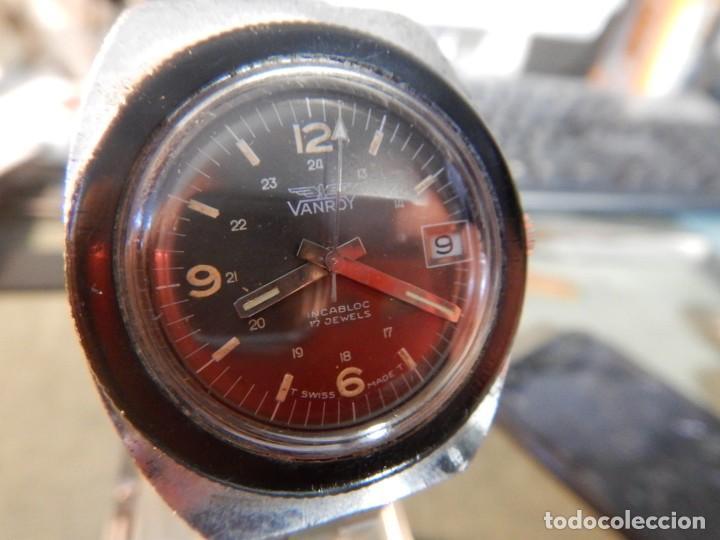 RELOJ VANROY (Relojes - Relojes Vintage )