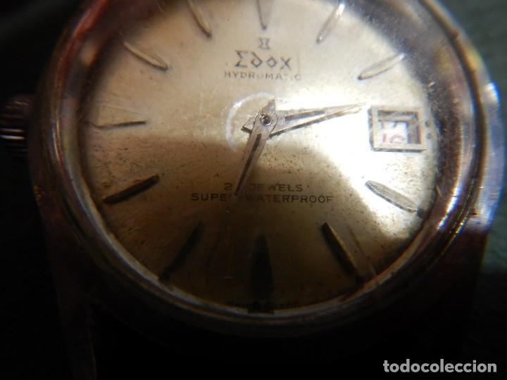 RELOJ EDOX HIDROMATIC (Relojes - Relojes Vintage )