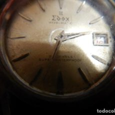 Vintage: RELOJ EDOX. Lote 194226773