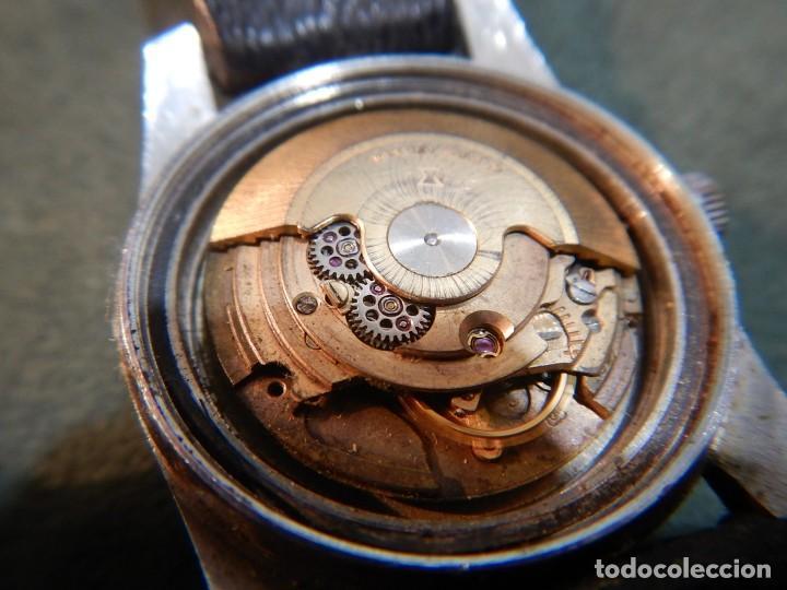 Vintage: Reloj Edox hidromatic - Foto 5 - 194226773