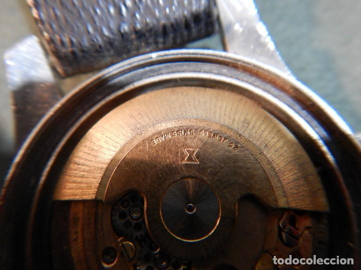 Vintage: Reloj Edox hidromatic - Foto 7 - 194226773
