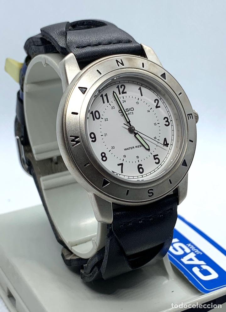 Vintage: Reloj Casio MTP-1101 vintage nos - Foto 2 - 194356452