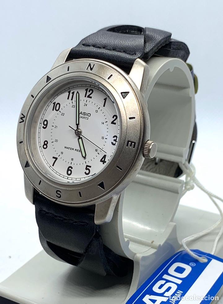 Vintage: Reloj Casio MTP-1101 vintage nos - Foto 3 - 194356452