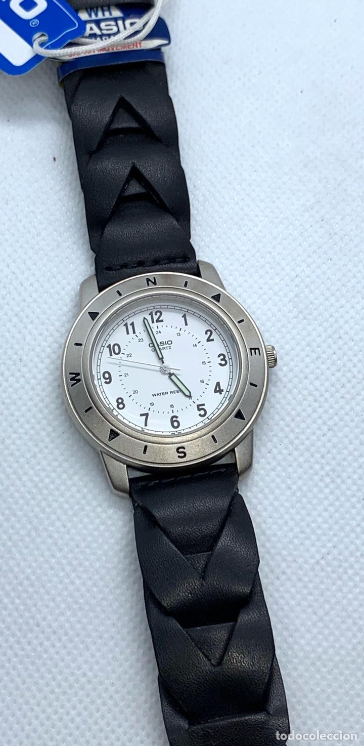 Vintage: Reloj Casio MTP-1101 vintage nos - Foto 6 - 194356452