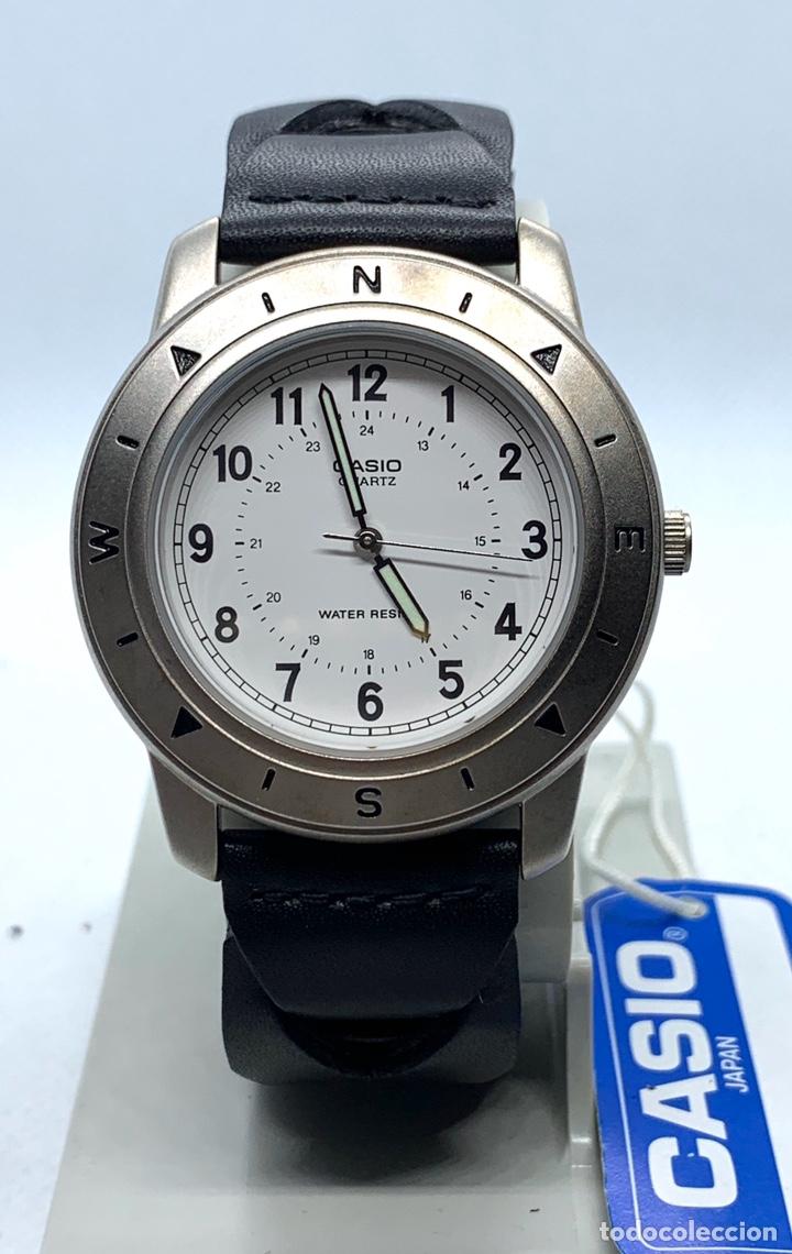 RELOJ CASIO MTP-1101 VINTAGE NOS (Relojes - Relojes Vintage )