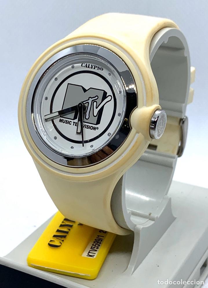 Vintage: Reloj Calypso MTV vintage - Foto 2 - 194356531