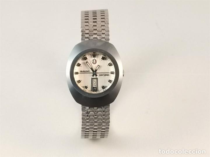 RADO DIASTAR AUTOMATIC VINTAGE 35MM (Relojes - Relojes Vintage )