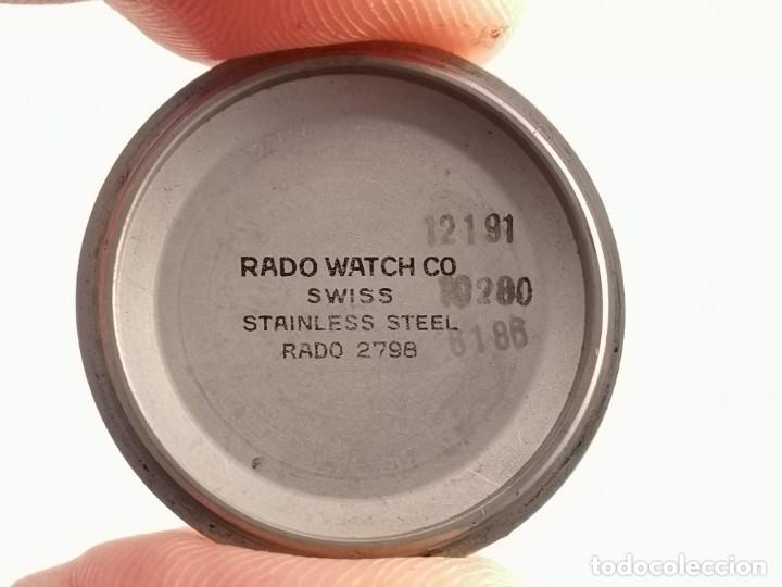 Vintage: Rado DiaStar Automatic Vintage 35mm - Foto 13 - 194632721