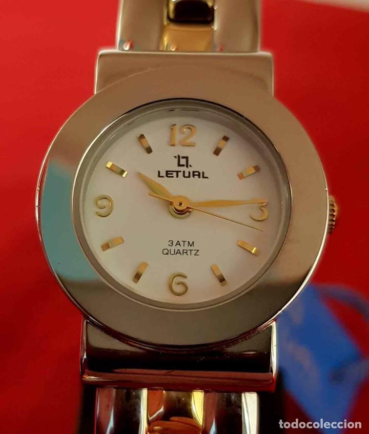 RELOJ LETUAL, VINTAGE, NOS (NEW OLD STOCK) (Relojes - Relojes Vintage )