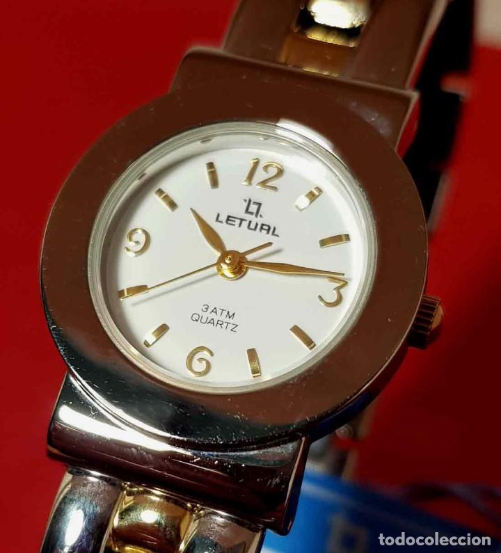 Vintage: RELOJ LETUAL, vintage, NOS (new old stock) - Foto 4 - 194752271