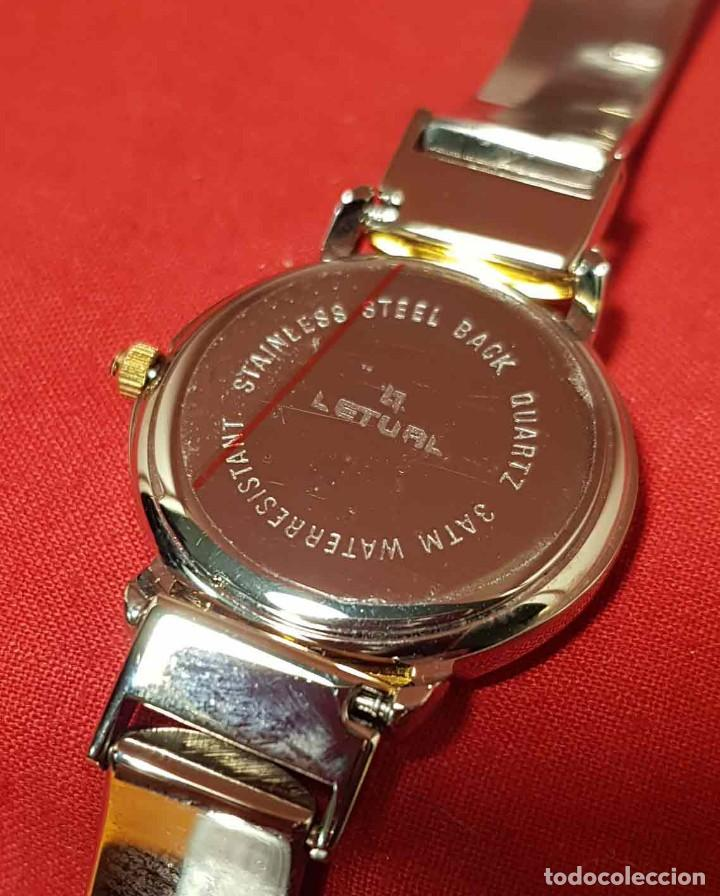 Vintage: RELOJ LETUAL, vintage, NOS (new old stock) - Foto 8 - 194753843